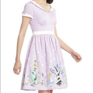 Hot Topic Alice in Wonderland Tea party Dress